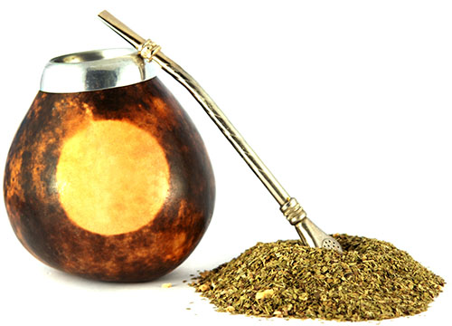 Tykwa i matero do yerba mate